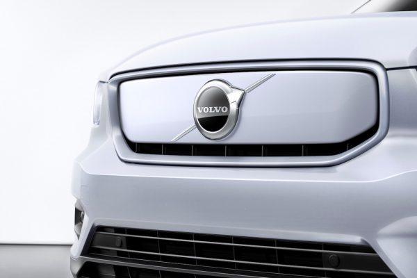 Volvo XC40 Recharge Kühlergrill