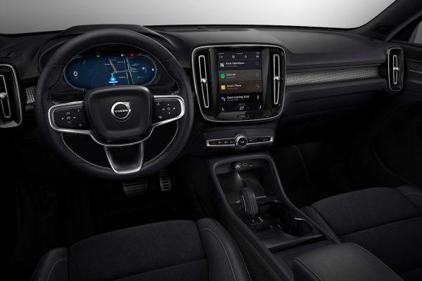 Volvo XC40 Recharge Interieur