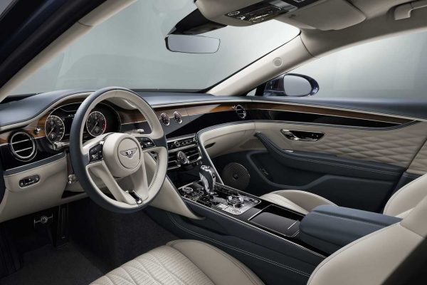 Interieur Flying Spur