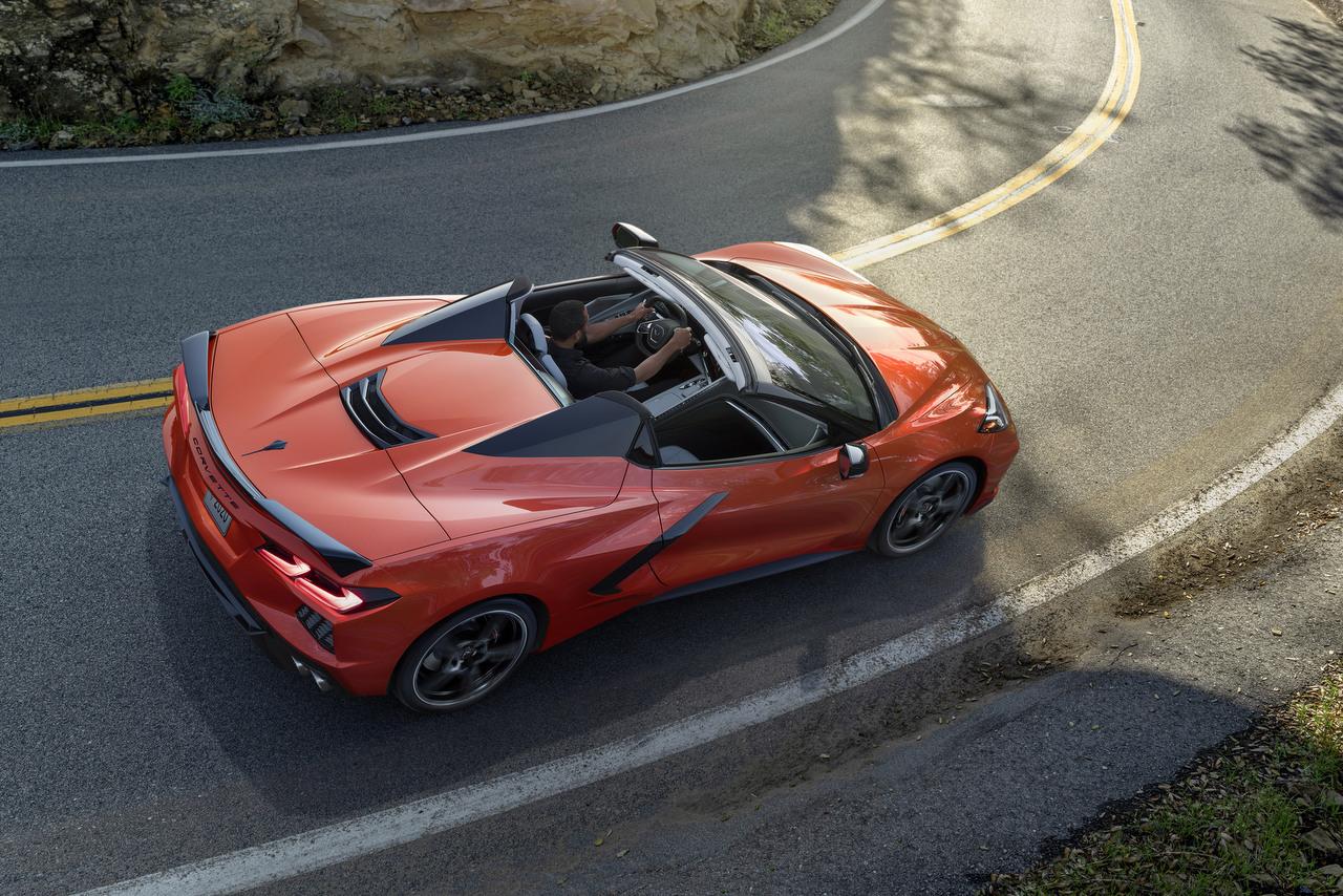 Corvette C8 Cabrio