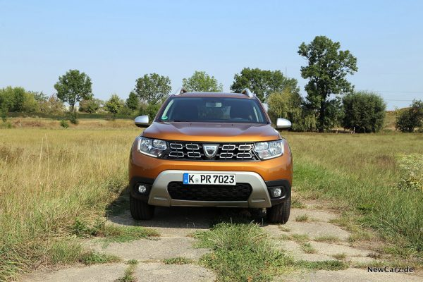 Duster Front