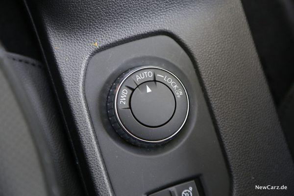 4WD Schalter