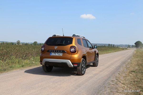 Dacia Duster Prestige 4WD