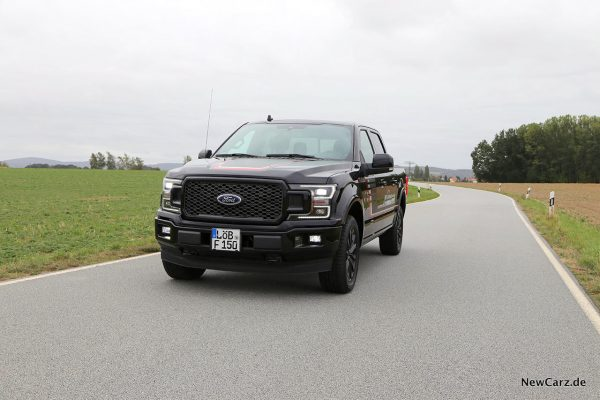 Ford F-150 Onroad