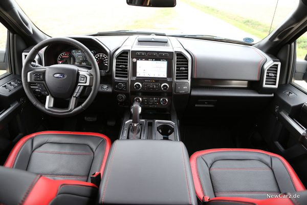 Interieur Ford Pickup
