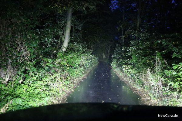 Fernlicht Pickup