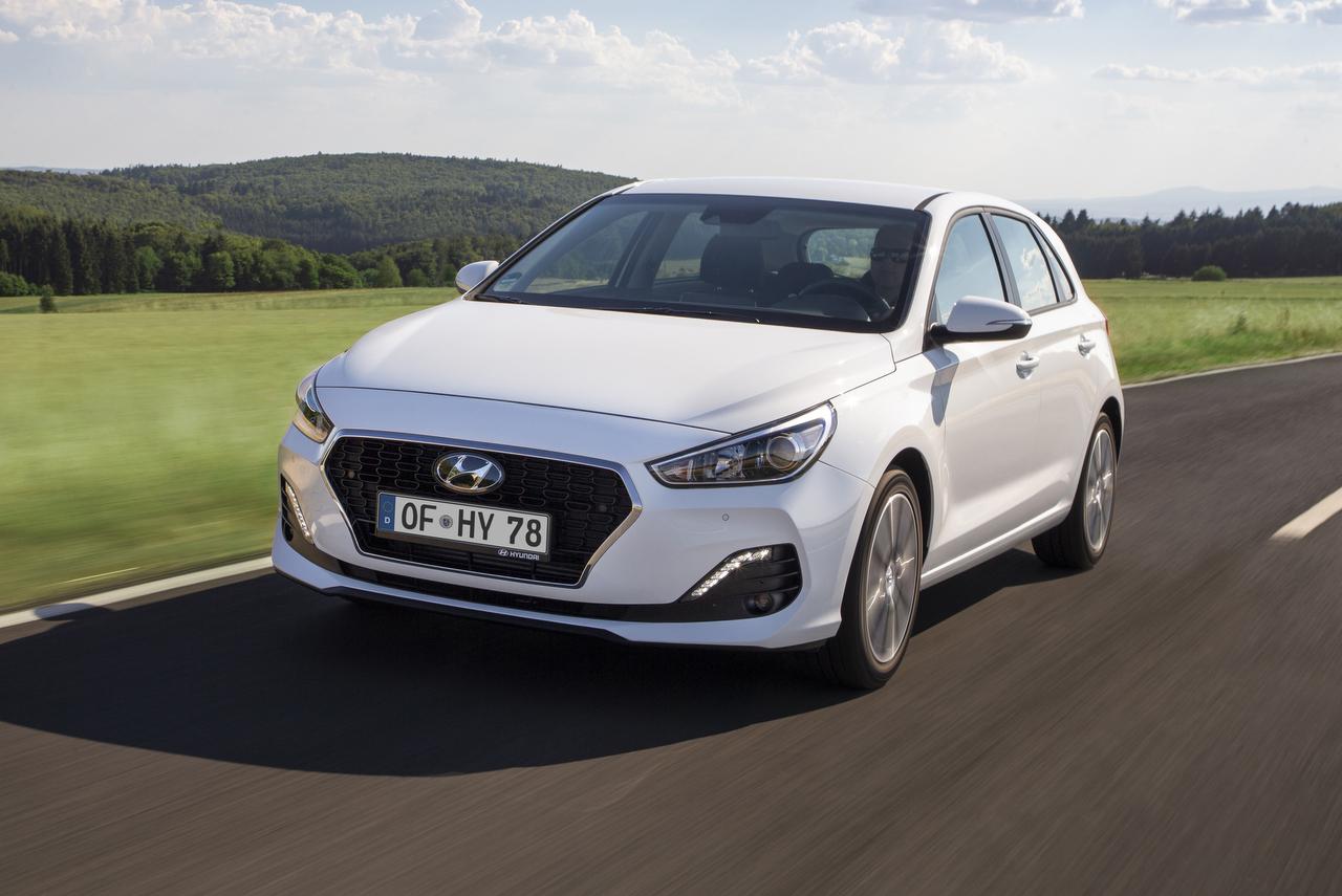 Hyundai i30 Modell 2020