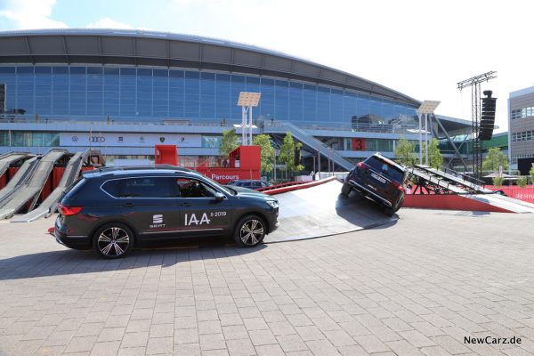 Offroad-Parcours IAA 2019