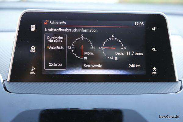 Touchscreen Mitsubishi