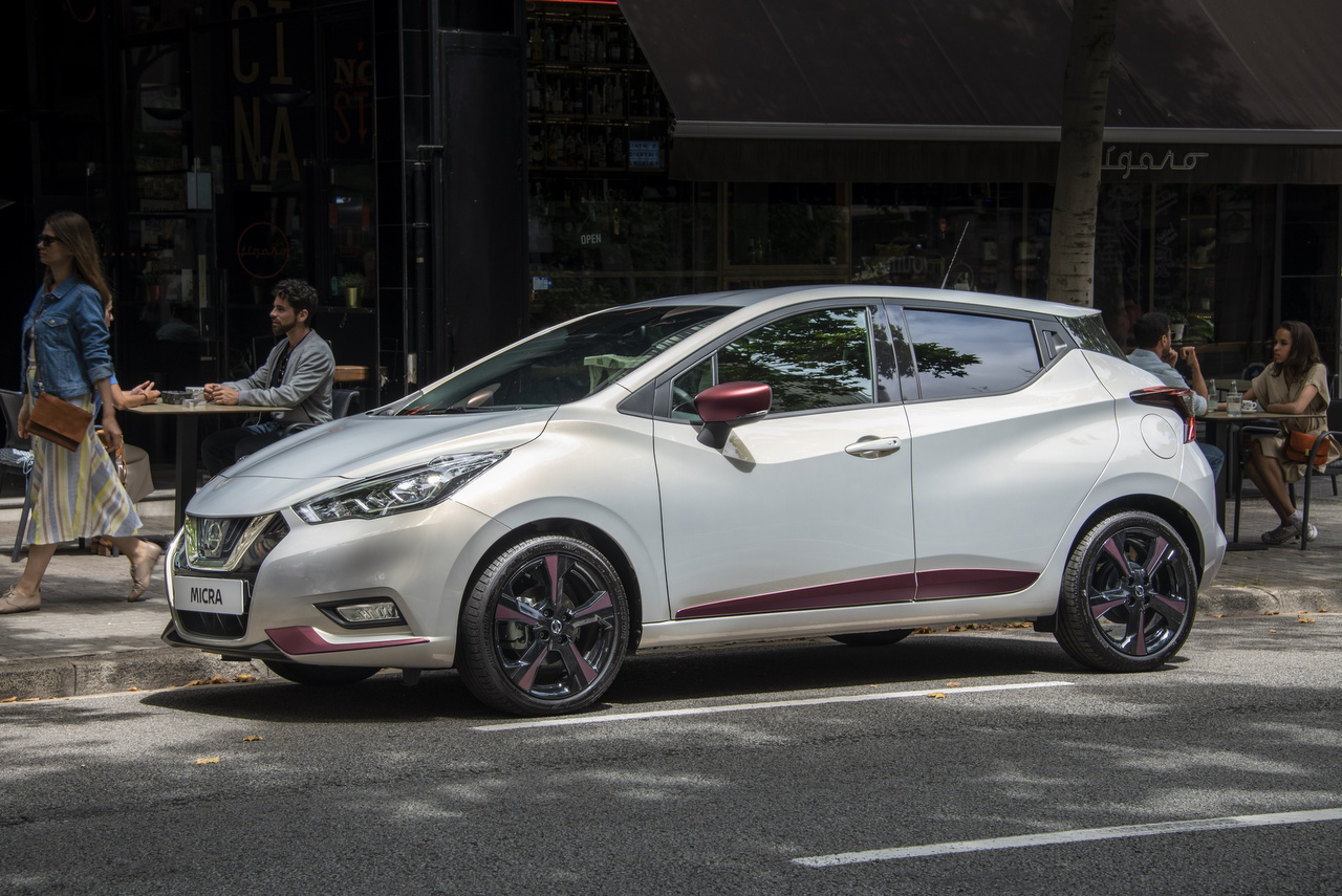 Nissan Micra N-Style