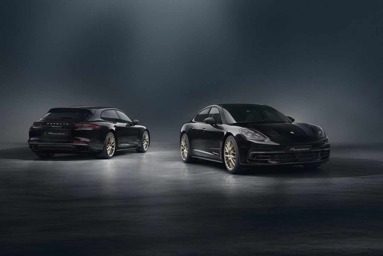 Porsche Panamera Edition 10 Jahre
