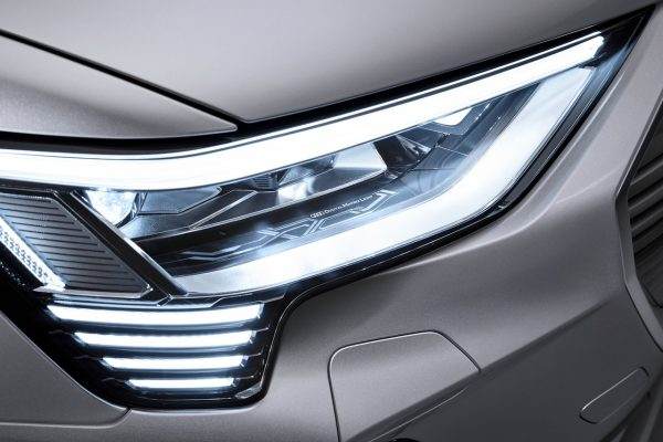 Audi e-tron Sportback digitale Matrix LED-Scheinwerfer