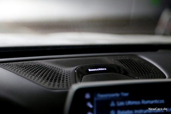 Bowers & Wilkins Diamond Surround Sound System Center Speaker