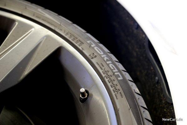 Chevrolet Camaro Nokian Reifen
