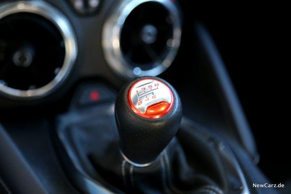 Chevrolet Camaro Coupé Handschaltung