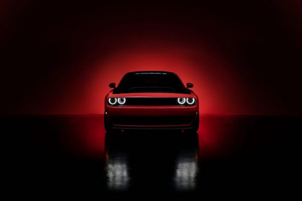 Dodge Challenger Hellcat XR Front