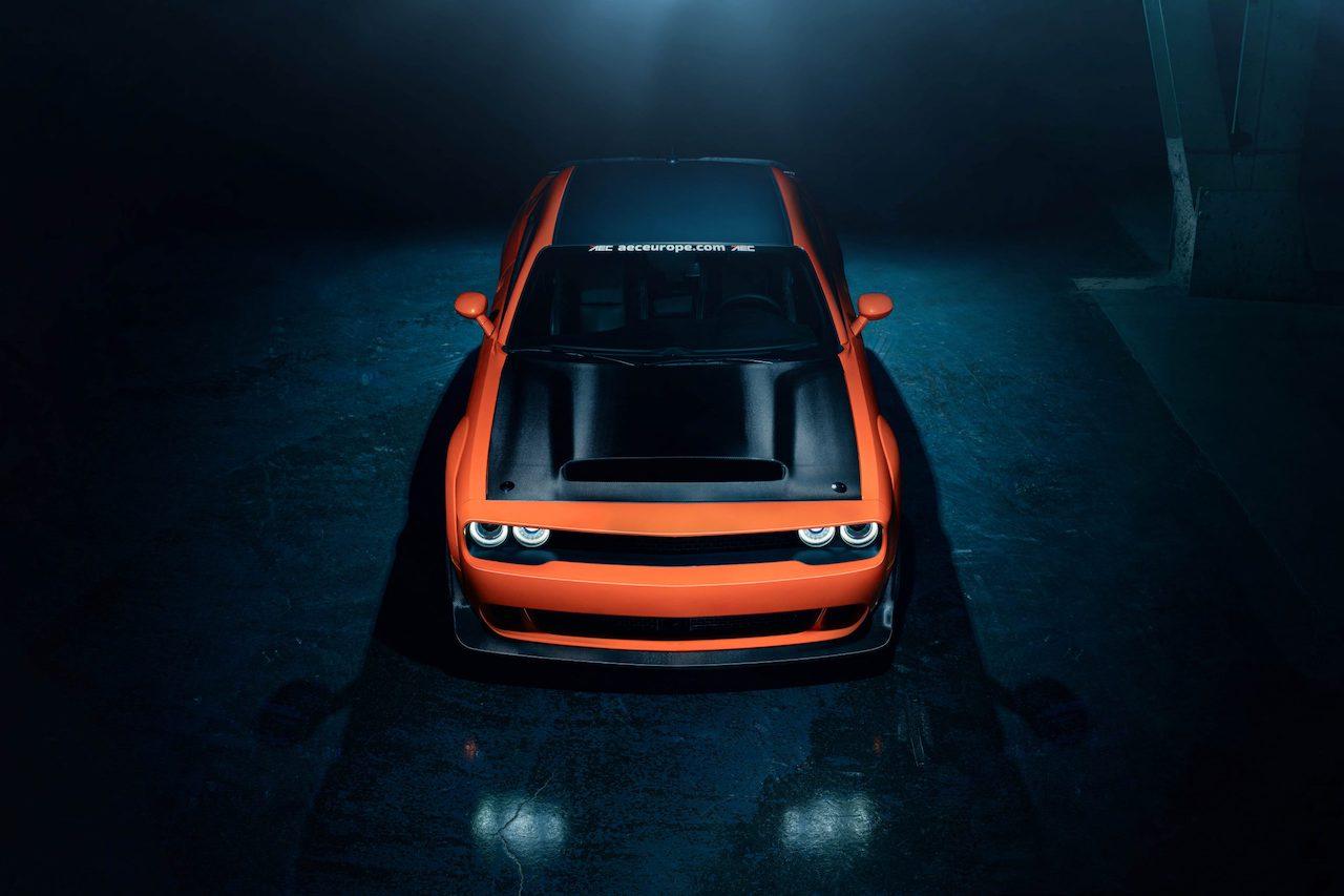 Dodge Challenger Hellcat XR