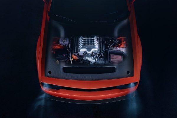 V8 Motor Hemi
