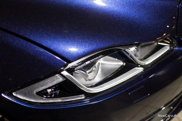 Jaguar XJ50 LED Scheinwerfer