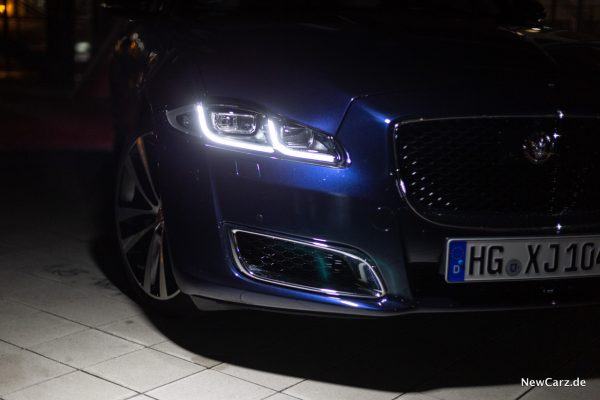 Jaguar XJ50 LED Signatur