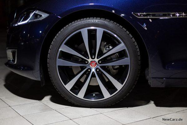 Jaguar XJ50 Felgen