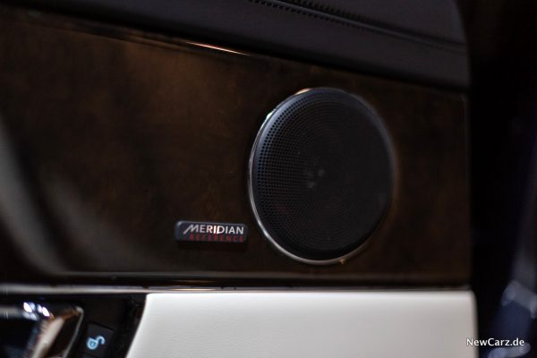 Meridian Signature-Reference Soundsystem
