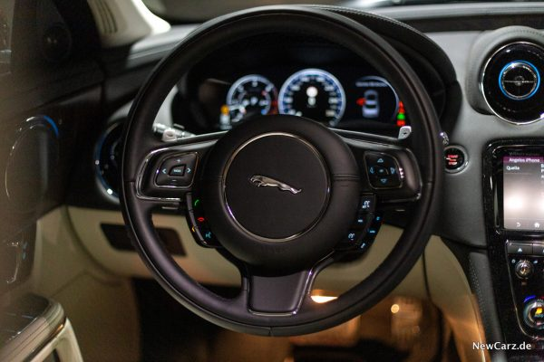 Jaguar XJ50 Lenkrad