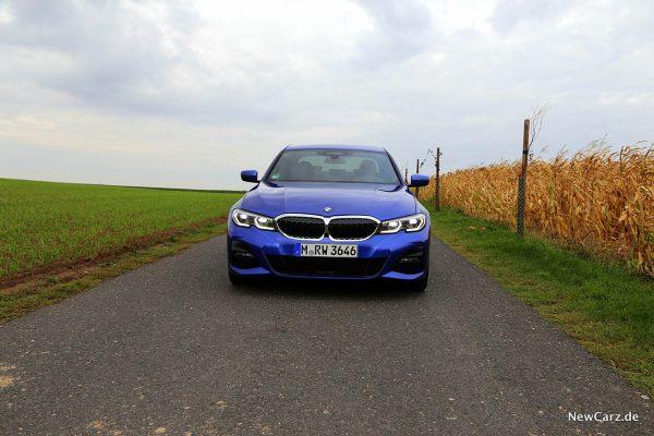 BMW 330i Front mit M Sport Paket