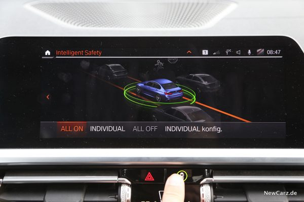 BMW Intelligent Safety
