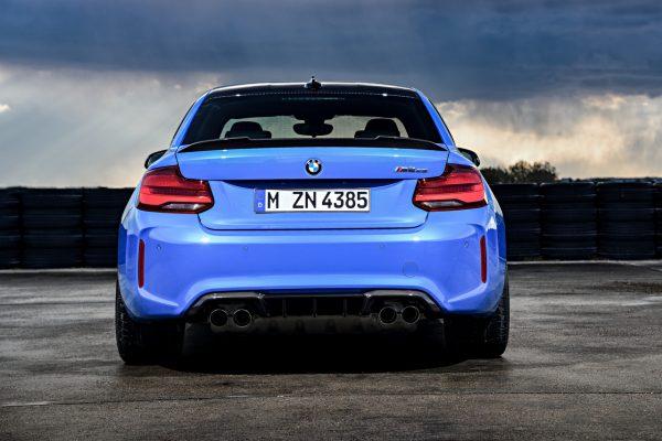Heck BMW M2 CS