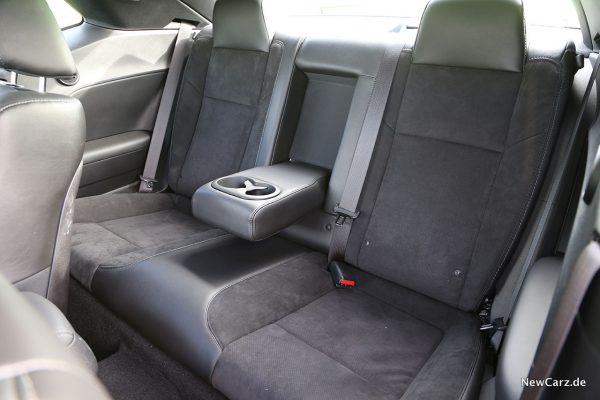 Fond des Dodge Challenger Scat Pack Wide Body