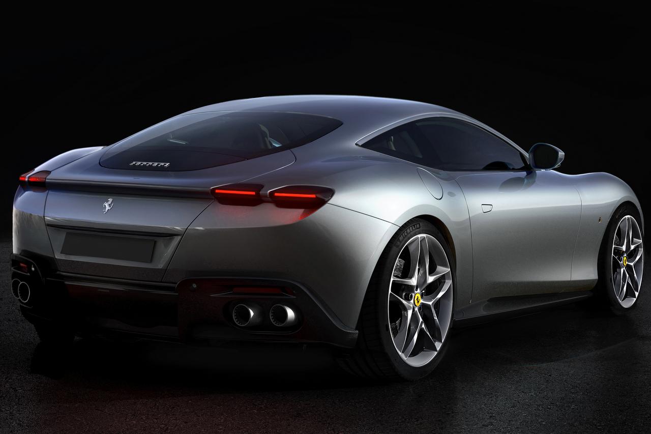 Ferrari Roma Dolve Vita Der Moderne Newcarz De