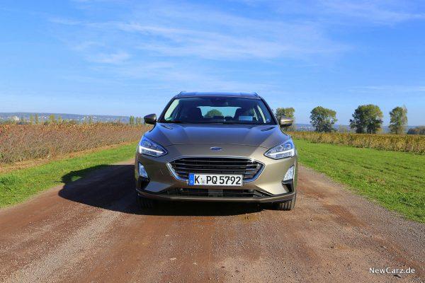 Ford Focus Turnier Titanium Front