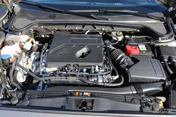 Motorraum Focus