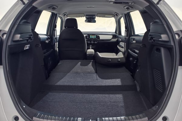 Honda Jazz 2020 Kofferraum
