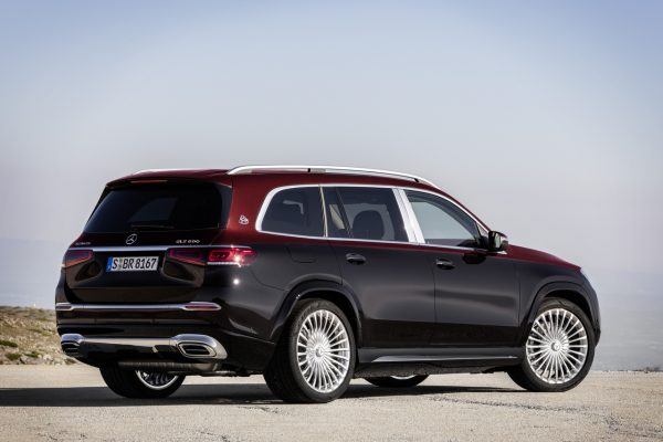 Maybach GLS 600 4-Matic