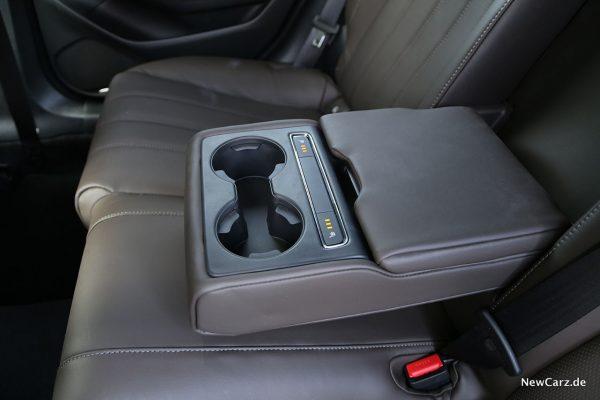 Armlehne Fond Mazda 6