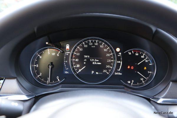 Cockpit Mazda6 2019
