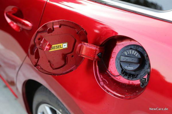 Tankdeckel Mazda