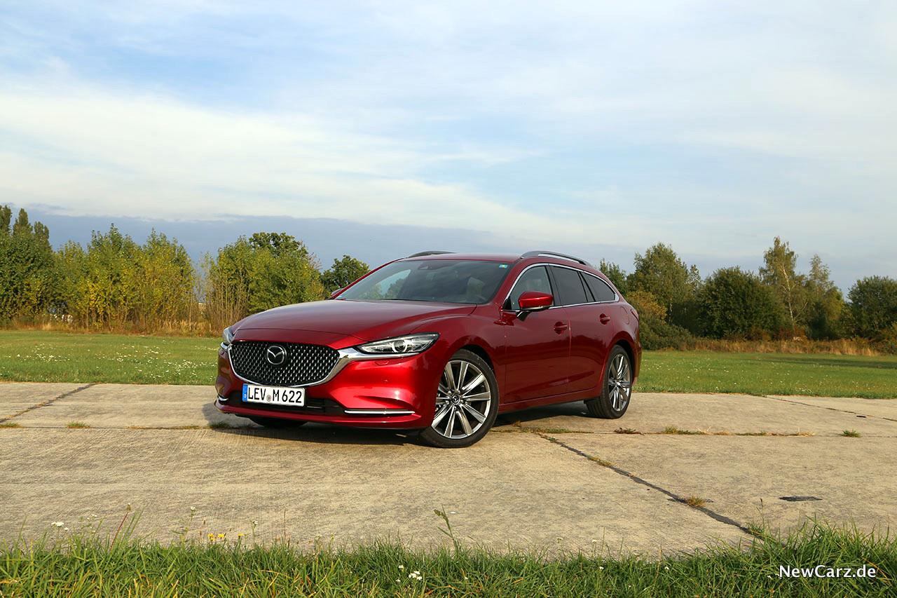 Mazda6 Kombi Facelift