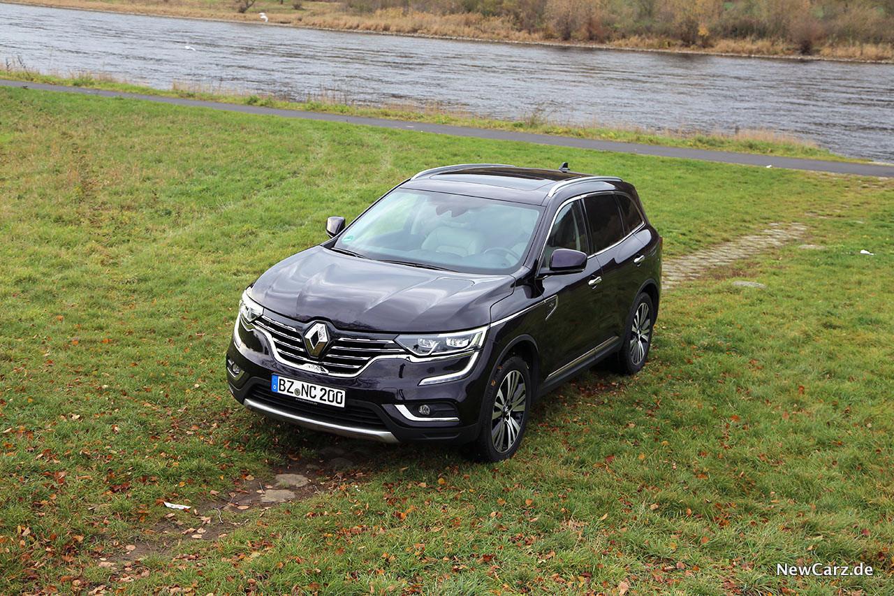 Renault Koleos Dauertest