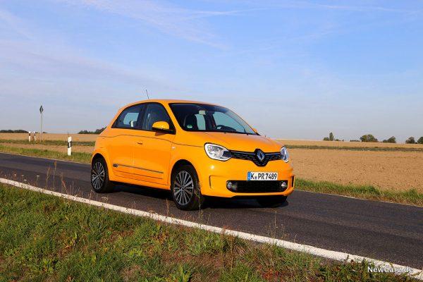 Renault Twingo Facelift Intens