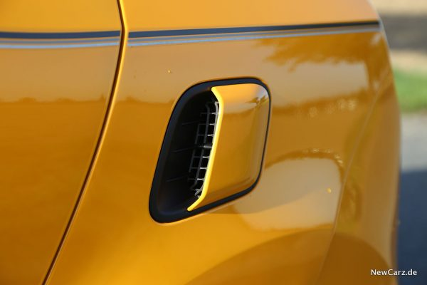 Lufthutze Twingo Facelift