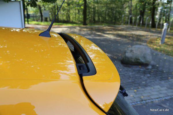 Heckspoiler Twingo Facelift