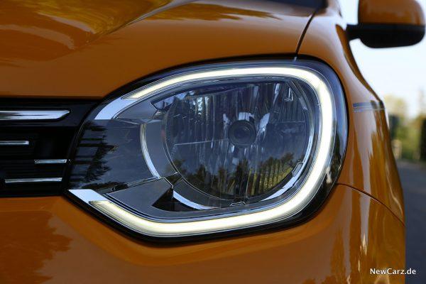LED-Tagfahrlicht Renault Twingo Facelift