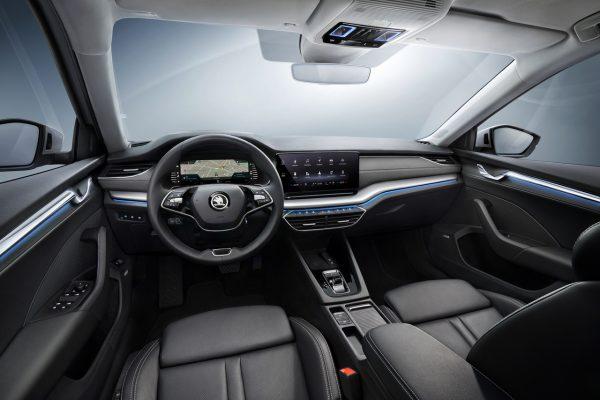 Interieur Octavia 2020
