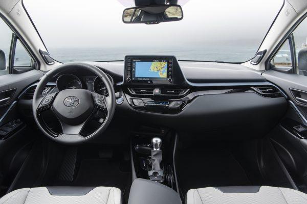 Interieur Toyota C-HR 2020