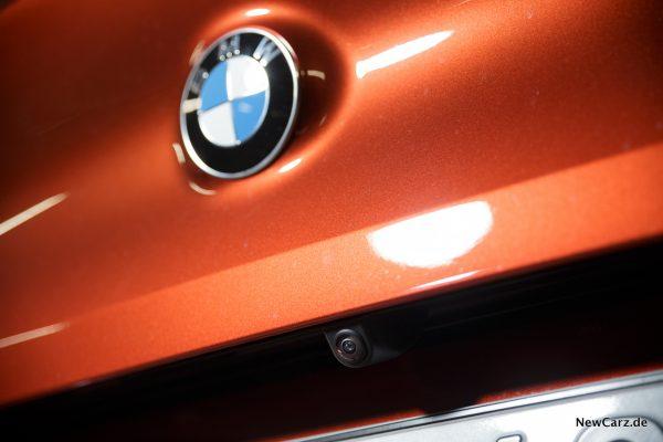 BMW Achter Rückfahrkamera