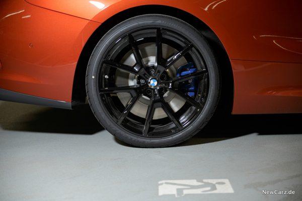 BMW 20-Zoll-Räder schwarz