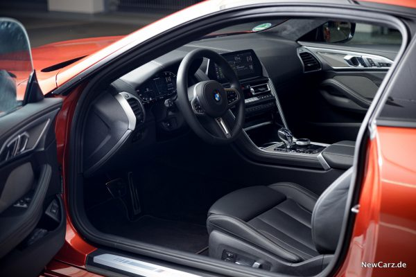 BMW M850i xDrive Innenraum